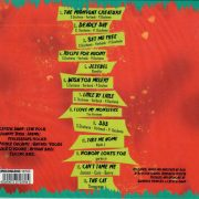Crystal & runnin' wild Midnight creature CD back