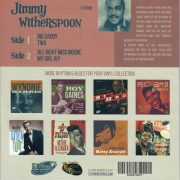 Jimmy Witherspoon back