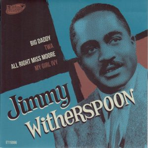Jimmy Witherspoon front