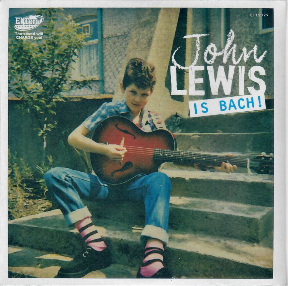 John Lewis is bach front