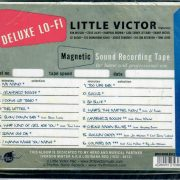 Little Victor Deluxe Lo-Fi CD back