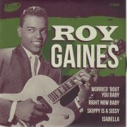 Roy Gaines si front