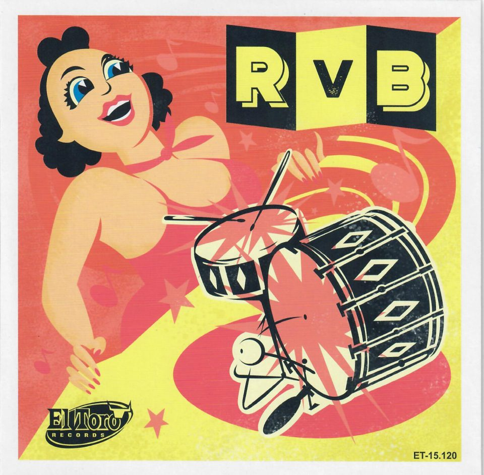 RvB You don't care Single front