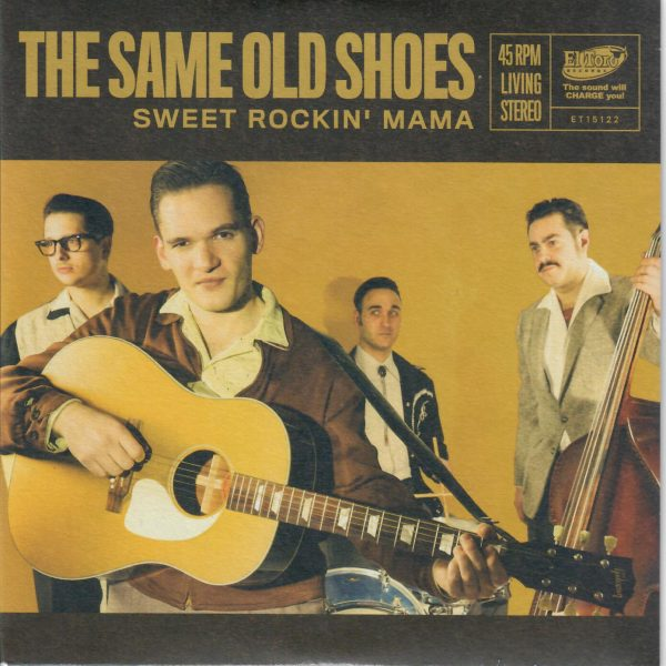Same old shoes Sweet Rockin' Mama Si front