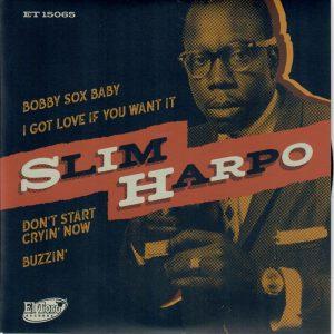 Slim Harpo Si front