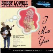 Bobby Lowell Cadillac Man back