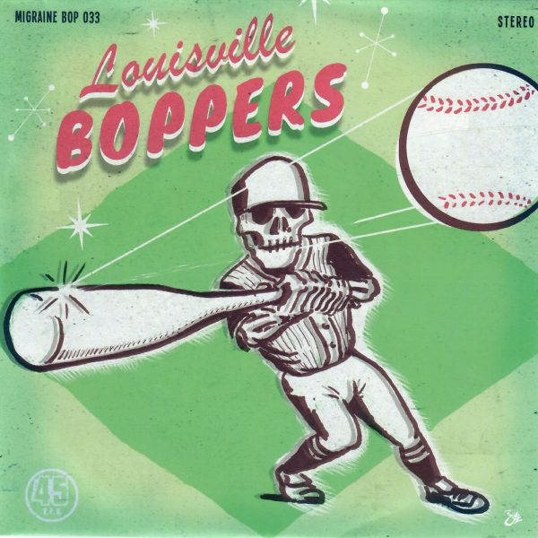 Louisville Boppers Migraine Si front