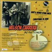 Nelson Carrera She'll never come back backside