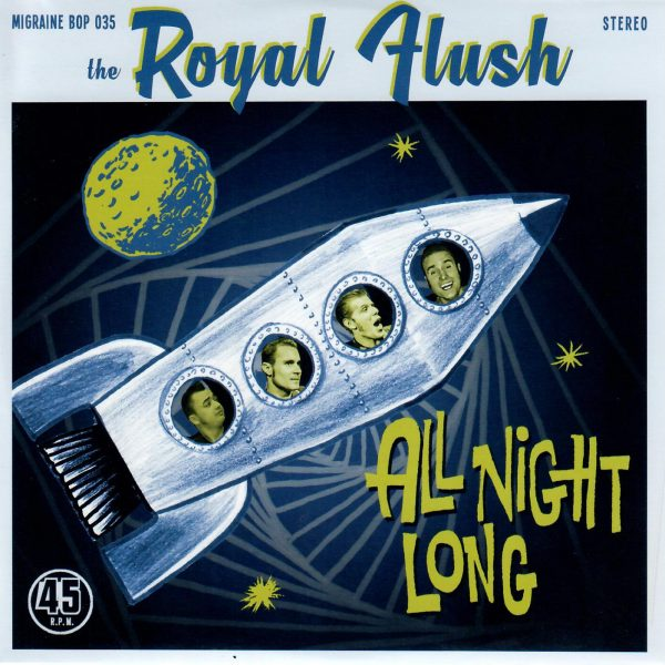 Royal Flush All night Long Migraine 035 Si Front