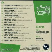 Cactus Candies Daddy Cd+Single back