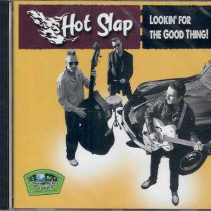 Hot Slap Looking CD front