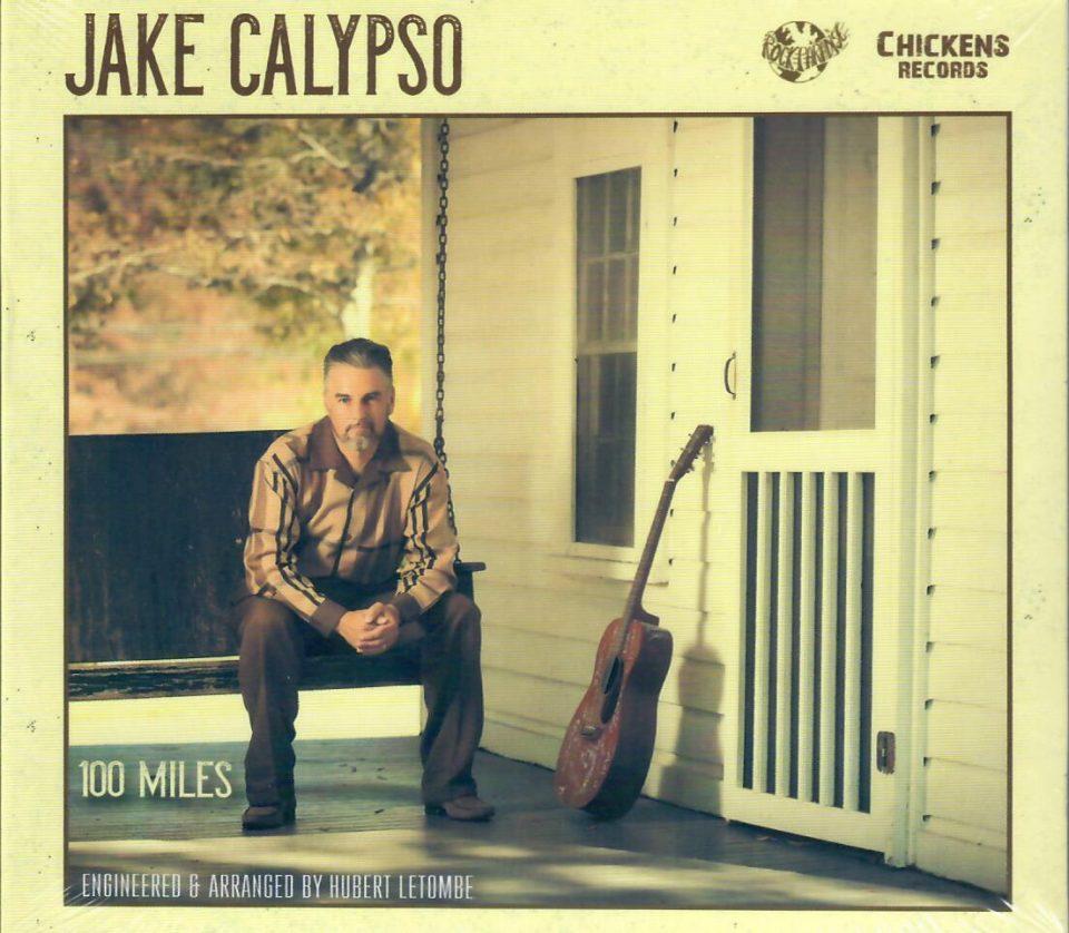 Jake Calypso 100 Miles CD front