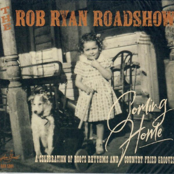 Rob Ryan coming home CD front