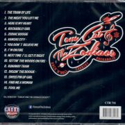 Tom Cat Train CD back