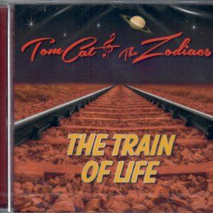 Tom Cat Train CD front