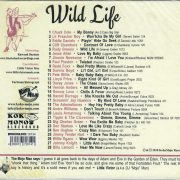 VA wild Life CD back