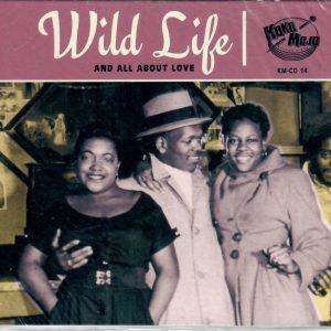 VA wild Life CD front