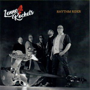 LenneRockets Rythm Rider CD