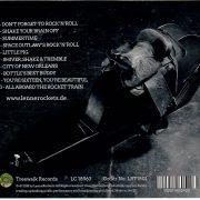 LenneRockets Rythm Rider CD back