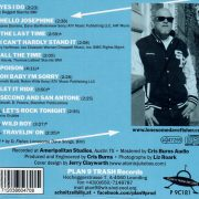 Lonesome Dave Fisher CD back