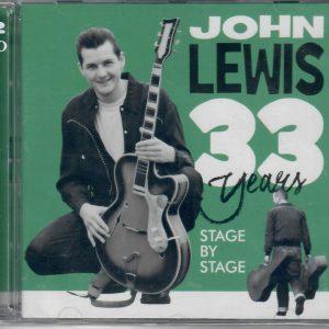 John Lewis 33 years 2CD front