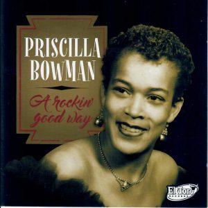 Priscilla Bowman CD front