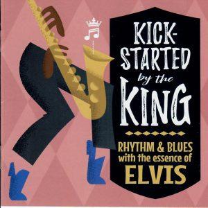 VA Kick startet by the King CD front